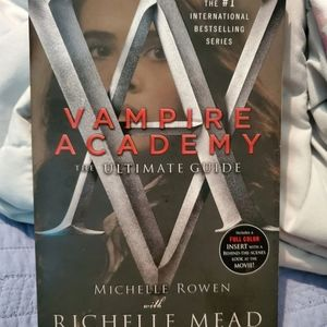 Vampire Academy The Ultimate Guide Book